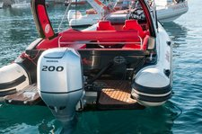 thumbnail-7 Inmark Marine 24.0 feet, boat for rent in Split region, HR