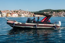 thumbnail-5 Inmark Marine 24.0 feet, boat for rent in Split region, HR