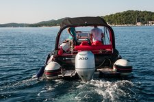 thumbnail-2 Inmark Marine 24.0 feet, boat for rent in Split region, HR
