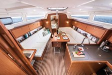 thumbnail-6 Bavaria Yachtbau 32.0 feet, boat for rent in Split region, HR