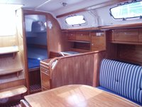 thumbnail-4 Bavaria Yachtbau 34.0 feet, boat for rent in Ionian Islands, GR