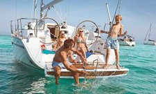 Fun in the sun is all you will experience in Zadar region