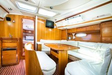 thumbnail-14 Bavaria Yachtbau 42.0 feet, boat for rent in Saronic Gulf, GR