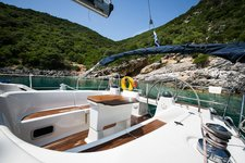 thumbnail-11 Bavaria Yachtbau 42.0 feet, boat for rent in Saronic Gulf, GR