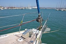 thumbnail-18 Bavaria Yachtbau 42.0 feet, boat for rent in Cyclades, GR