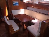 thumbnail-3 Bavaria Yachtbau 45.0 feet, boat for rent in Kvarner, HR