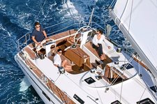 thumbnail-9 Bavaria Yachtbau 46.0 feet, boat for rent in