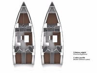 thumbnail-6 Bavaria Yachtbau 46.0 feet, boat for rent in