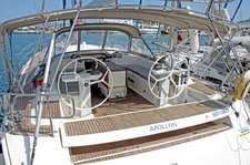 thumbnail-18 Bavaria Yachtbau 54.0 feet, boat for rent in Cyclades, GR