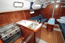 thumbnail-7 Bénéteau 32.0 feet, boat for rent in Šibenik region, HR