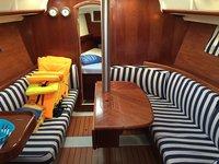 thumbnail-8 Bénéteau 36.0 feet, boat for rent in Split region, HR