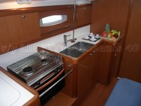 thumbnail-10 Bénéteau 39.0 feet, boat for rent in Saronic Gulf, GR