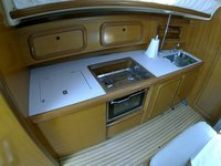 thumbnail-3 Cantiere Del Pardo (Grand Soleil) 40.0 feet, boat for rent in Šibenik region, HR