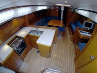 thumbnail-16 Cantiere Del Pardo (Grand Soleil) 48.0 feet, boat for rent in Šibenik region, HR