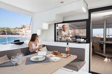 thumbnail-19 Catana 44.0 feet, boat for rent in Split region, HR