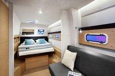 thumbnail-11 Catana 44.0 feet, boat for rent in Split region, HR
