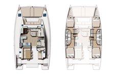 thumbnail-9 Catana 44.0 feet, boat for rent in Split region, HR