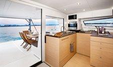 thumbnail-18 Catana 44.0 feet, boat for rent in Split region, HR