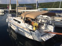 thumbnail-10 Dufour Yachts 33.0 feet, boat for rent in Kvarner, HR