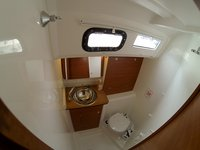 thumbnail-10 Dufour Yachts 33.0 feet, boat for rent in Šibenik region, HR