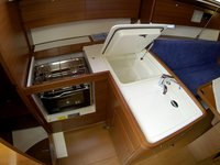 thumbnail-18 Dufour Yachts 33.0 feet, boat for rent in Šibenik region, HR