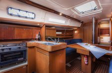thumbnail-4 Dufour Yachts 34.0 feet, boat for rent in Split region, HR