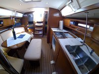 thumbnail-7 Dufour Yachts 35.0 feet, boat for rent in Šibenik region, HR