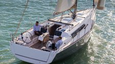 thumbnail-8 Dufour Yachts 36.0 feet, boat for rent in Split region, HR