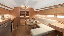 thumbnail-6 Dufour Yachts 36.0 feet, boat for rent in Split region, HR