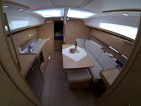 thumbnail-9 Dufour Yachts 36.0 feet, boat for rent in Šibenik region, HR