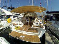thumbnail-10 Dufour Yachts 36.0 feet, boat for rent in Šibenik region, HR