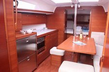 thumbnail-8 Dufour Yachts 36.0 feet, boat for rent in Zadar region, HR