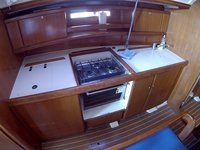 thumbnail-3 Dufour Yachts 38.0 feet, boat for rent in Šibenik region, HR