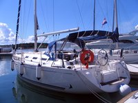 thumbnail-12 Dufour Yachts 38.0 feet, boat for rent in Šibenik region, HR