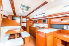 thumbnail-8 Dufour Yachts 39.0 feet, boat for rent in Split region, HR
