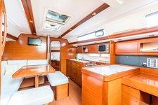 thumbnail-8 Dufour Yachts 39.0 feet, boat for rent in Split region, HR