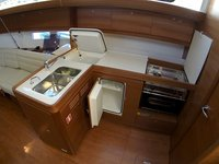 thumbnail-4 Dufour Yachts 41.0 feet, boat for rent in Šibenik region, HR