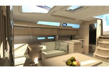 thumbnail-2 Dufour Yachts 41.0 feet, boat for rent in Šibenik region, HR