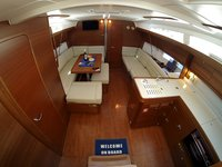 thumbnail-2 Dufour Yachts 41.0 feet, boat for rent in Šibenik region, HR