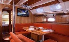 thumbnail-8 Dufour Yachts 42.0 feet, boat for rent in Split region, HR
