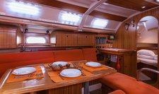 thumbnail-2 Dufour Yachts 42.0 feet, boat for rent in Split region, HR