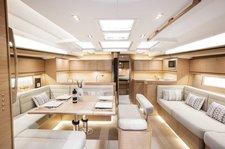thumbnail-4 Dufour Yachts 49.0 feet, boat for rent in Split region, HR