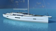 thumbnail-7 Dufour Yachts 49.0 feet, boat for rent in Split region, HR