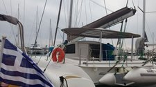 thumbnail-9 Fountaine Pajot 38.0 feet, boat for rent in Saronic Gulf, GR