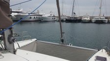 thumbnail-4 Fountaine Pajot 38.0 feet, boat for rent in Saronic Gulf, GR