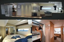 thumbnail-2 Fountaine Pajot 43.0 feet, boat for rent in Montenegro, ME