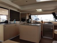 thumbnail-3 Fountaine Pajot 49.0 feet, boat for rent in Cyclades, GR
