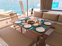 thumbnail-14 Fountaine Pajot 49.0 feet, boat for rent in Cyclades, GR