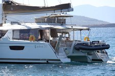 thumbnail-22 Fountaine Pajot 49.0 feet, boat for rent in Cyclades, GR