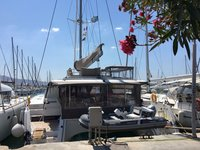thumbnail-15 Fountaine Pajot 49.0 feet, boat for rent in Cyclades, GR